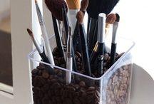 Organizing Makeup / Tips on how to organize makeup