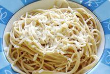 pasta italiante / by Lynda Chittenden Weathersbee
