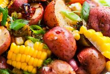 Just veggies
