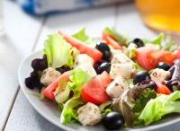 Salads / by Candace Zakhir