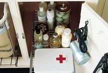Organised Bathrooms