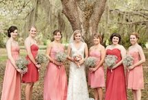 Bridesmaid Dresses / by Lydia Blythe