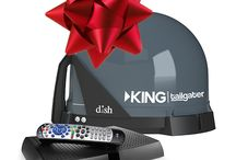 DISH For My RV Holiday Gift Guide / Top Ten Gifts for the RV lover in your life!  / by DISH Outdoors