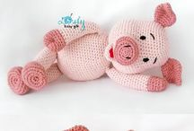 My favorite lovely baby gift pattern