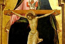 Аньоло Гадди. / Аньоло Гадди (c.1350-1396) был итальянский художник. Он родился и умер во Флоренции, и был сыном художника Таддео Гадди. Таддео Гадди был главным учеником мастера флорентийского Джотто. Аньоло был влиятельным и плодовитым художником, который был последним крупным флорентийским живописцем стилистически.