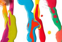 How we colour