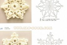 Snowflakes / Julepynt