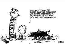 Calvin & Hobbes: Thoughts & Quotes