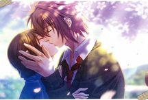 Hakyouki ⚔️ / Manga génial. J'ai adorée !!! Ps: mon personnage préfèré est Heisuke !!!