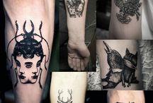 Tatuajes / Ideas para tatuajes