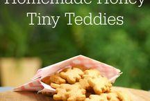 recipe - kids snacks allergy free