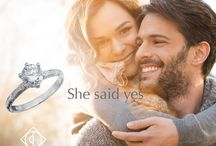 Engagement Rings / View custom engagement rings from award winning designer Christopher Duquet in Chicago.