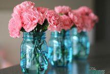 Pink-blue ideas