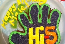 Hi-5 Birthday Cake
