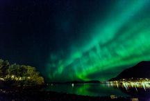 Northern Lights in Sitka