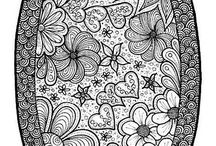 Coloring Pages / by Michelle Burger