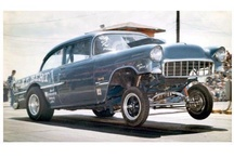 Gasser / Solid front axel drag cars  / by Shaun Southern