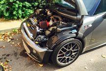 R53 Turbo conversion / Investigative