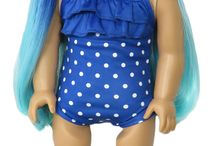 American Girl Doll Swimsuits
