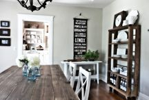 Dining room / by Carrie Lamm-Geary