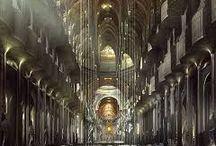 Jupiter Ascending Art Concept