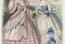 1860s Fashion Plates