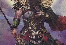 Sketch: dynasty warriors