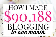 I N C O M E  R E P O R T S / Blogging income reports, first income reports, income report tips.