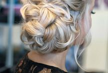 Wedding hair style inspo / Wedding styles that I love and inspire me