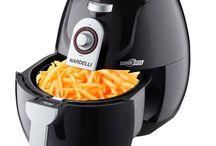 """Vendas Eletro.com: Fritadeiras Elétricas Super Fryer / Garanta """"frituras"""" mais saudáveis: Alimentos com aspecto frito com menos gordura. Recomendado por especialistas em saúde. Garantia de qualidade de vida!!"""