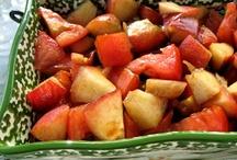Food: Salads and Dressings