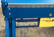 Abkantbank Sheet metal folder Biegemaschine