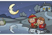 Ilustraciones Pñon Fijo