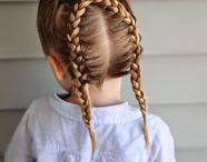 косы для девочки