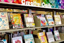 School Library Ideas
