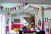 colourful home / by Snapdragon Jane Lindsey
