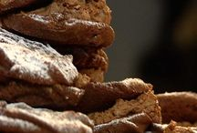 Biscuits / Chestnut and Chocolate cookies