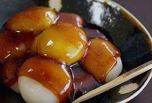 cuisine: inspiration asiatique dessert