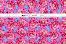 Anna Creative Studio Pattern