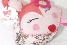 I LOVE PIN CUSHIONS / by Jane Hillis