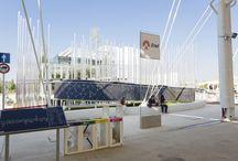 Padiglione Enel - Expo 2015 / Impermeabilizzazione con Mapelastic e Plana P