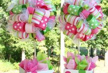 Party Crafts / Decorations, gifts, table settings and anything else that can be used to PARTY!