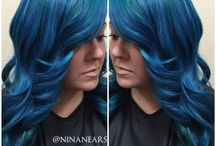 Nina Nears / Hairstyles, colors, cuts and much more