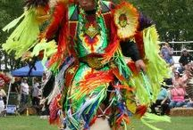 Native American Indian Pow Wows | Indian Festivals | Feather Dances / Native American Indian Pow Wows, Indian Festivals, Feather Dances, Gatherings, etc.