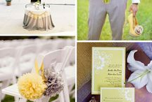 Colour Schemes - Yellow & Grey