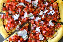 Ľahká a chutná Pizza