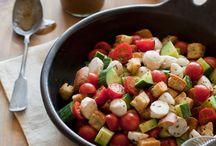 Salad / by MaryAnn Jackson