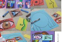 Art ideas // El tícher que hay en mi.