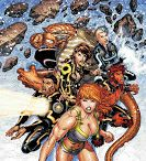 The New 52: The Ravagers