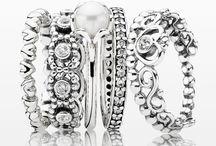 Silver jewellry / Pretty pretties!